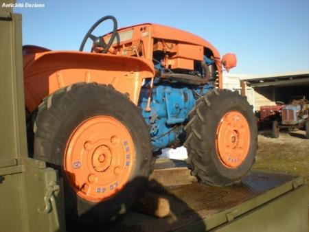 Trattore Eron 4WD