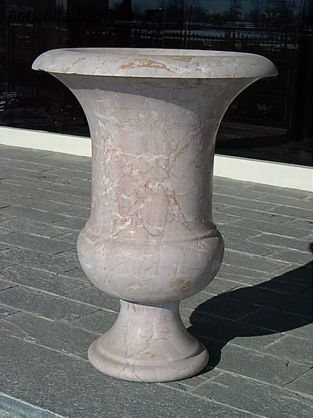 Vaso in marmo