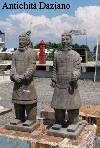 Guerrieri cinesi
