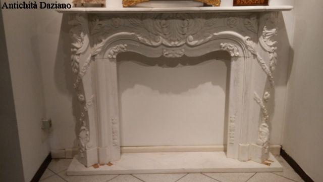 Camino In Marmo Bianco : Caminetto in marmo bianco di carrara a pietrasanta kijiji