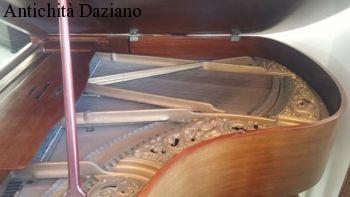 Pianoforte mezzacoda Pachmann