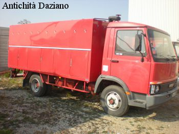 Autocarro - IVECO Pompieri