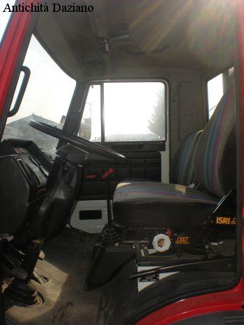 Autocarro IVECO Pompieri