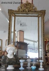 Specchio a mercurio fine 700
