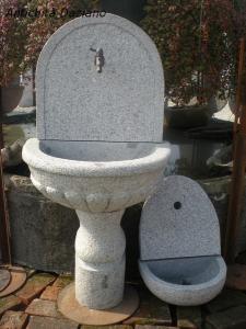Fontana in granito