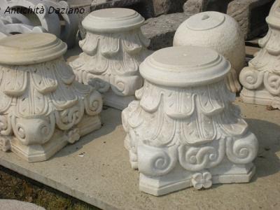 Capitelli di marmo