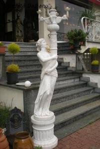 Statua lampione