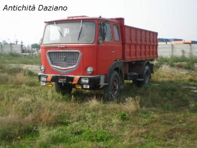 Autocarro Lancia Esadelta