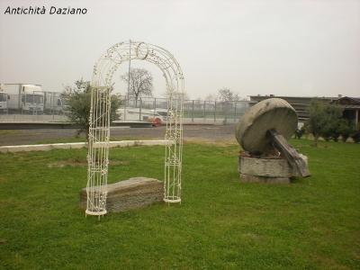 Arco in ferro