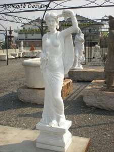 Statua marmo