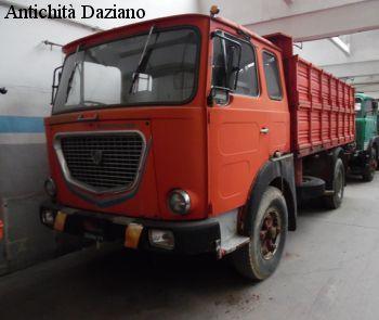 Autocarro - Lancia Esadelta