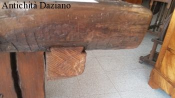 Tavolo massello