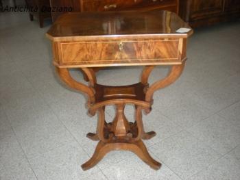 Tavolino da lavoro Biedermeier