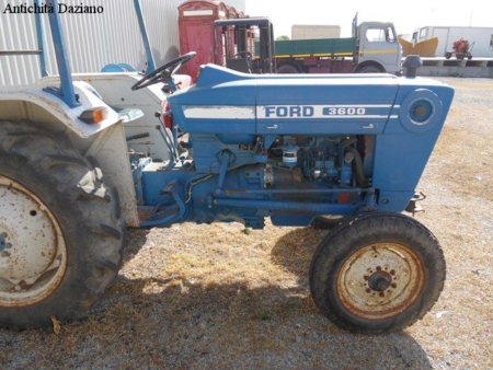 Trattore - Ford 3600