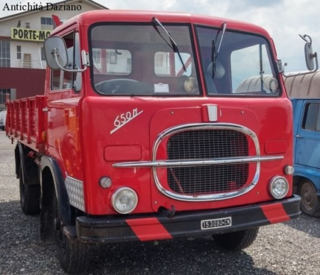 FIAT 650N