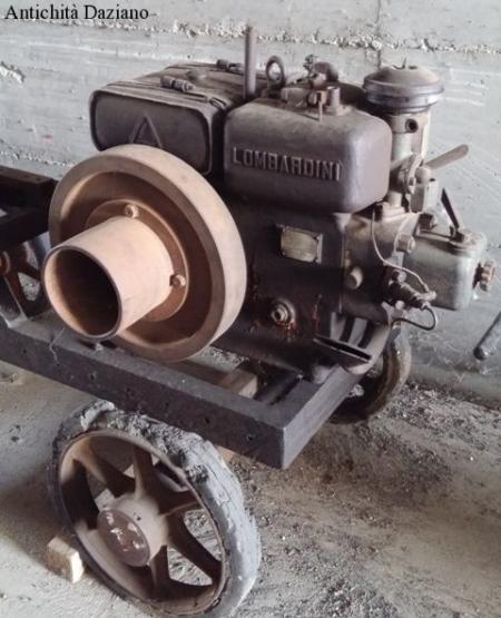 Motore LOMBARDINI  a vasca