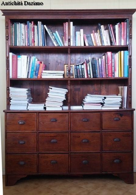 Libreria a giorno
