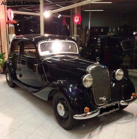 Merecdes Benz 170D