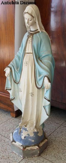Statua vergine Maria