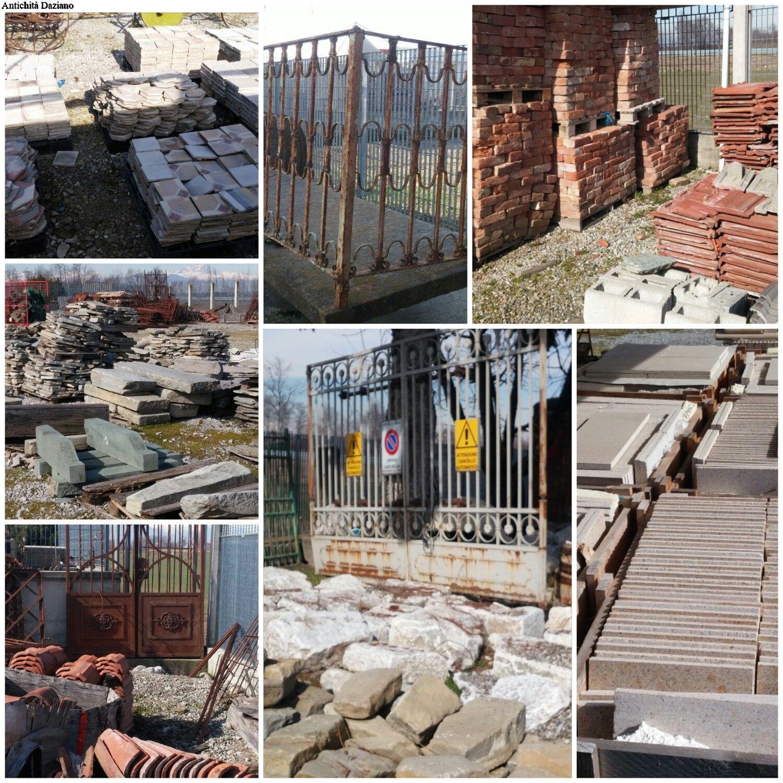 Materiali edili di recupero