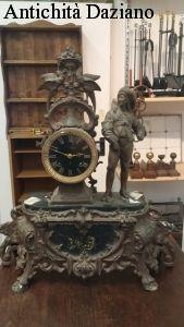 Orogolio in bronzo da tavolo