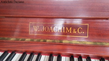 Pianoforte W. Joachim & Co.