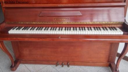 Pianoforte W. Joachim & Co.