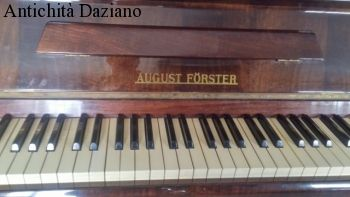 Pianoforte August Forster