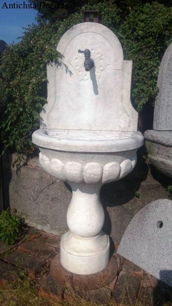 Fontana da muro