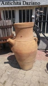 Anfora in terracotta