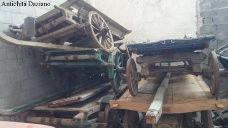 Carretti in legno