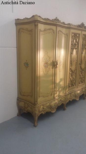 Armadio stile Barocco veneziano