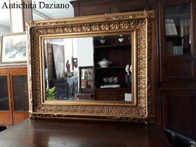 Specchio stile fiorentino