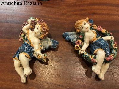 Quadris 4 stasgioni - Ceramiche Caltagirone