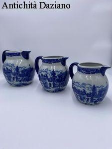 Brocche in ceramica stile Inglese