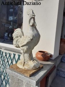 Gallo in ghisa