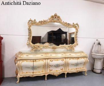 Credenza Barocco Veneziano