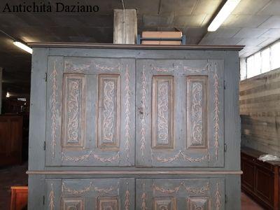 Restauro armadio