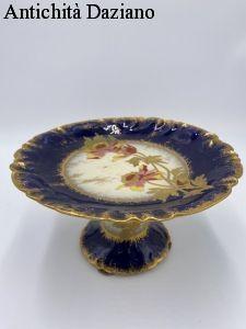 Alzatina in porcellana francese