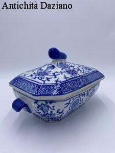 Zuppiera in ceramica epoca 900