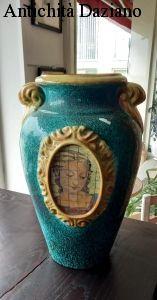 Cachepot in ceramica